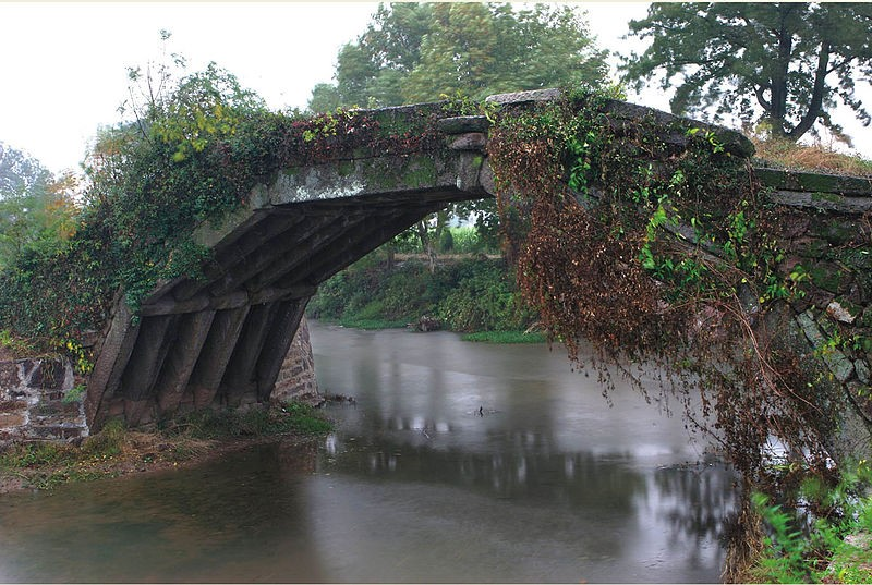 Chinese bar arch