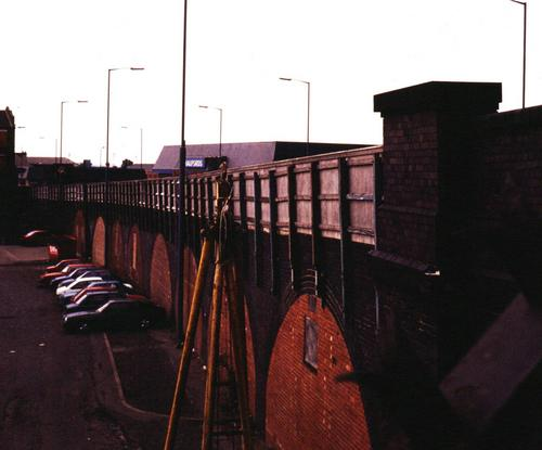 North Bridge Doncaster